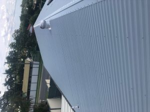 After re-roofing